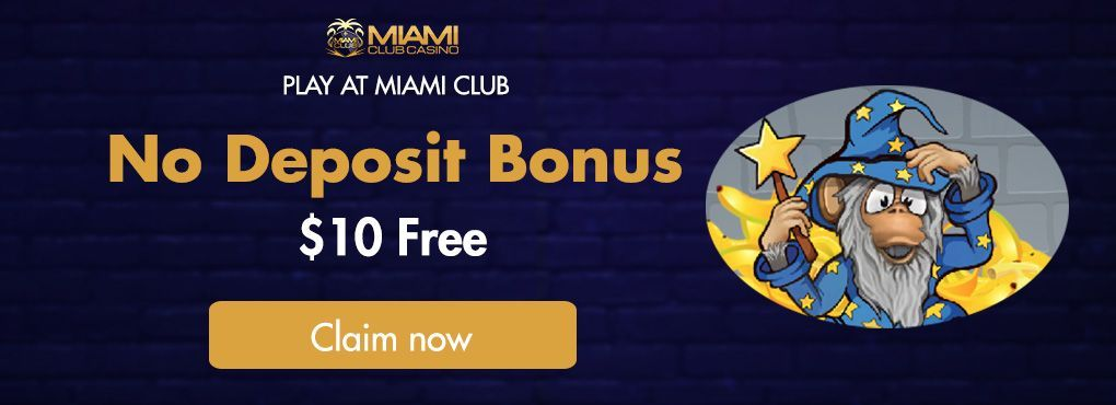 Upcoming tournaments at the Miami Club Casino