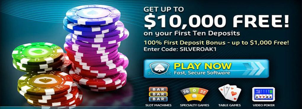 Jackpot Spotlight at the Silver Oak Casino