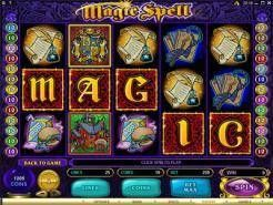 Magic Spell Slots