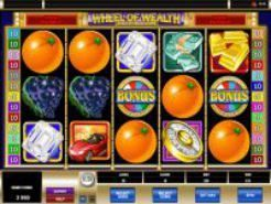 Wheel of Wealth Special Edition Slots