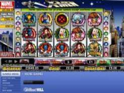X-Men Slots (CryptoLogic)