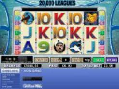 20,000 Leagues Slots (CryptoLogic)