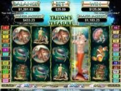 Tritons Treasure Slots