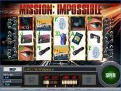 Mission Impossible Slots