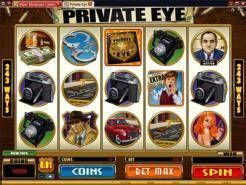 Private Eye Slots