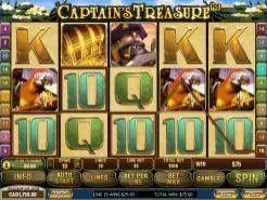 Captain's Treasure Pro Slots