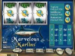 Marvelous Marlins Slots