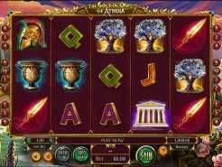 The Golden Owl of Athena Slots