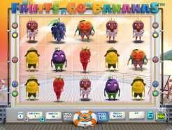 Fruits Go Bananas Slots