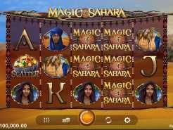 Magic of Sahara Slots
