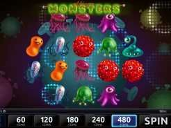 Micro Monsters Slots